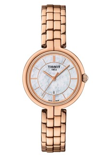 Tissot Flamingo Bracelet Watch, 26mm