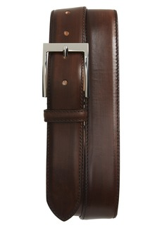 To Boot New York Leather Belt