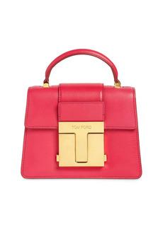 Tom Ford Mini Leather Top Handle Bag