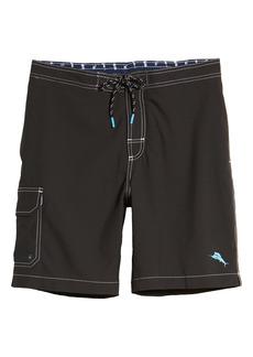 Tommy Bahama Baja Harbor Solid Board Shorts