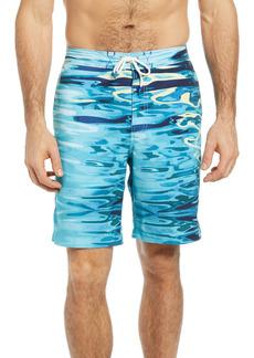 Tommy Bahama Baja Ripple Effect Board Shorts