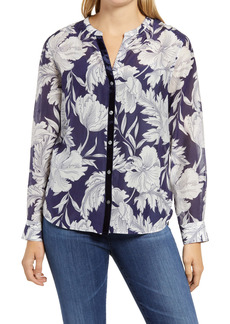 Tommy Bahama Baroque Blooms Floral Shirt