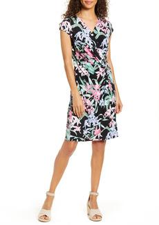 Women's Tommy Bahama Orchid Isle Faux Wrap Dress
