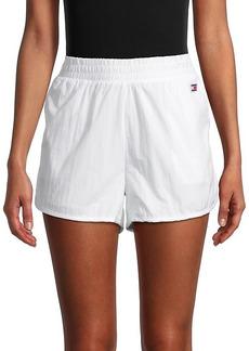 Tommy Hilfiger Pull-On Nylon Shorts