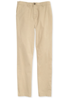 Tommy Hilfiger Adaptive Men's Custom Fit Chino Pants with Magnetic Zipper