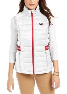 Tommy Hilfiger Sport Quilted Logo Vest
