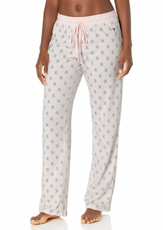 Tommy Hilfiger Women's Logo Bottom Lounge Pajama Pant Pj  L