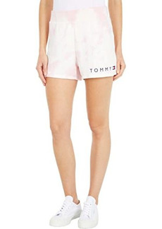 Tommy Hilfiger Wilmington Tie-Dye Shorts with Elastic Waist