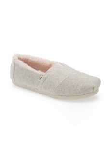 TOMS Shoes TOMS Alpargata Sweater Knit Flat (Women)