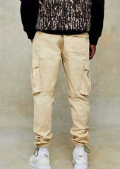 Topman Belted Cargo Pant