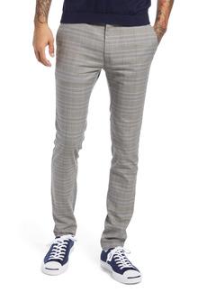 Topman Check Trousers