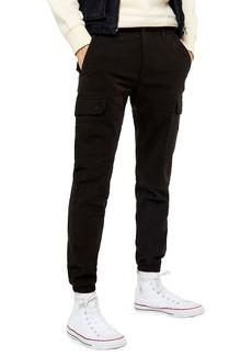 Topman Classic Fit Cargo Pants