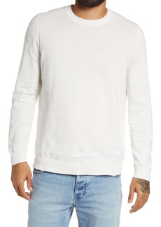 Topman Cotton Crewneck Sweater