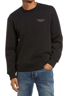 Topman Essential Universe Graphic Sweatshirt