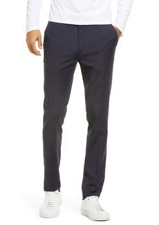 Topman Gabardine Skinny Trousers