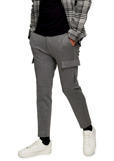 Topman Ponte Cargo Pants