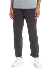 Topman Relaxed Fit Crop Jeans