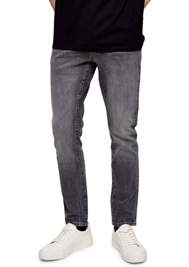 Topman Slim Fit Stretch Jeans