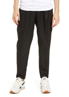 Topman Smart Tapered Fit Cargo Pants