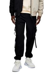 Topman Stretch Cotton Cargo Pants