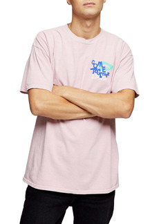 Topman Together Graphic Tee