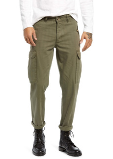Topman Wide Leg Cargo Pants