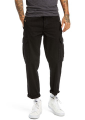 Topman Wide Leg Cargo Pants