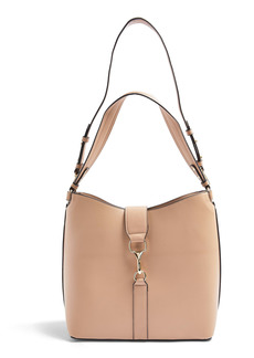 Topshop Clip Hobo Bag