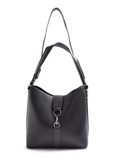 Topshop Clip Hobo Bag