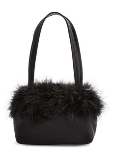 Topshop Clueless Feather Grab Bag
