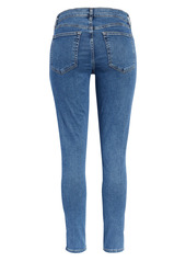 Topshop Jamie Ripped Ankle Skinny Jeans (Regular, Petite & Long)