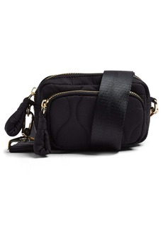 Topshop Micro Quilted Crossbody Bag