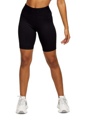 Topshop Ribbed Bike Shorts