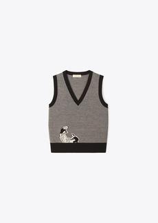Tory Burch Chicken & Slim Vest