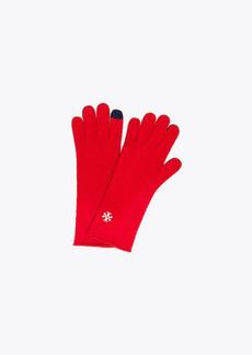 Tory Burch Merino Tech Gloves