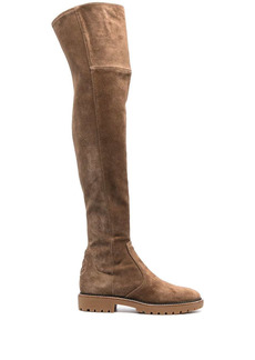 Tory Burch Miller over-the-knee boots