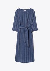 Tory Burch Robinson Linen Dress