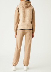 Tory Burch Sherpa Fleece Vest