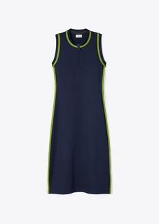 Tory Burch Sleeveless Track Dress