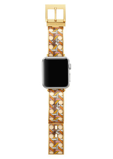 Tory Burch Buddy Bangle Band for Apple Watch®, 38mm/40mm