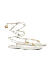 Tory Burch Capri Lace Up Sandal (Women)