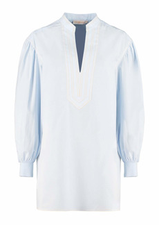 Tory Burch Cotton Tunic-top