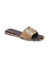 Tory Burch Double-T Slide Sandal (Women)
