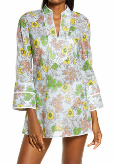 Tory Burch Floral Cover-Up Tunic