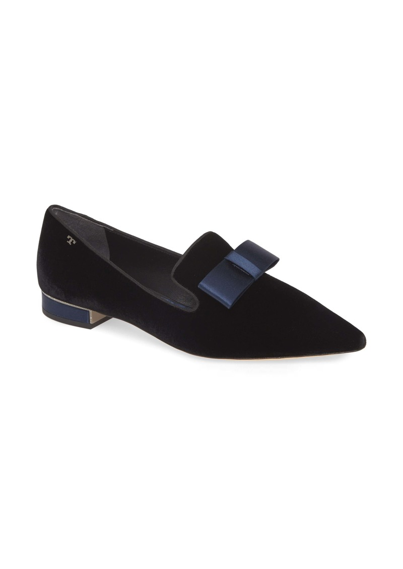 Tory Burch Gigi Bow Loafer (Women)