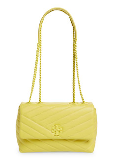 Tory Burch Kira Chevron Quilted Leather Crossbody Bag
