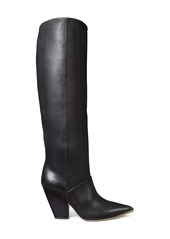 Tory Burch Lila Knee High Boot (Women)