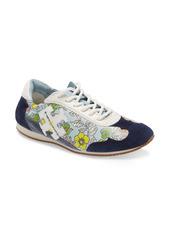 Tory Burch Low Top Floral Sneaker (Women)