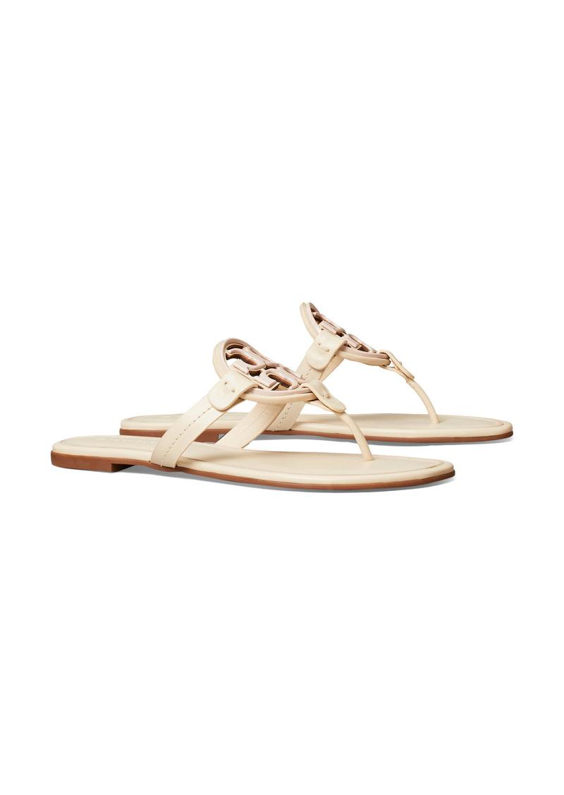 Tory Burch Metal Miller Sandal (Women)