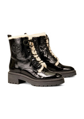 Tory Burch Miller Genuine Shearling Trim Boot (Women)